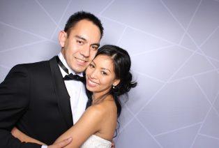 Daniel & Rose Wedding Booth